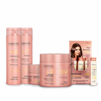 Combo Cadiveu Kit Hair Remedy Completo