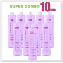 Super Combo Passo 2 - 10 Selagem Térmica Plástica Dos Fios