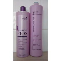 Plastica Dos Fios Cadiveu Passo 1 E 2 Shampoo+gloss