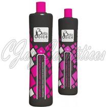 Bella Dolce Escova Progressiva Kit Shampoo Ant Res. E Ativo