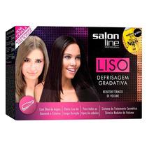 Kit Salon Line Defrisagem Gradativa 198ml