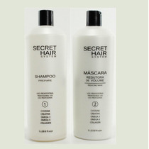 Kit Progressiva Secret Hair System - Mega Oferta -