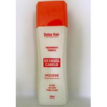 Tratamento Desmaia Cabelo Dolce Hair Ojon Argan Turmalina