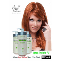 Di Pierry Immediate Therapy Antigo Magic Hair Treat