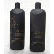 Escova Progressiva Marroquina G-hair 2x1lt * Melhor Preco *