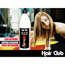 Escova Marroquina Hair Club - 1 Litro