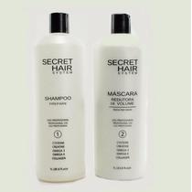 Progressiva Secret Hair Passo 1 E 2. Promoção
