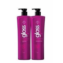 Fox Gloss Escova Progressiva (2 Passos) 2 X 1000ml