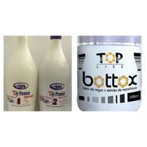 Progressiva Top Premium 2x1l + Botox Massa 500ml