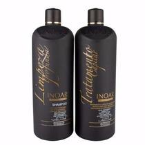 Inoar Marroquina 1litro Shampoo+tratamento