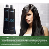 Progressiva Gel 3d Alisamento Total Kit