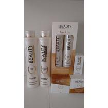 Kit Family Beauty Progressiva Botox Mascara Oleo Argan Shamp