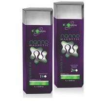 Bio Ozônio Pca-na Escova Progressiva Nanno Magnetic - Kit