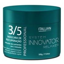 Itallian Hair Tech Innovator Mascara De Recuperação 500gr