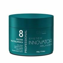 Escova Nutri Lipidica Innovator Itallian Hairtech