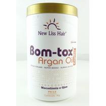 O Melhor Bomtox Capilar New Liss Sem Formol Tratamento 1kg