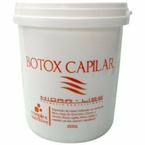 Botox Capilar Complex Nutritive 900g - Hidra-lise