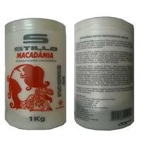 Bottox Macadamia 1kg Brilho Alisa +brinde Batom Matte Stiilo