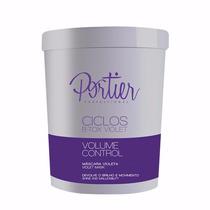 Portier Mascara Reconstrutora Ciclos B-tox Violet 1 Kg