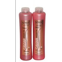 Escova Caviar Argan Oil 1l - Camaleoa