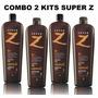 2 Kits Escova Progressiva Super Z | Ojon Oil | 5x Mais