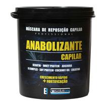 Máscara De Reposição Anabolizante Capilar 250g Ecoplus