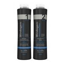Blindagem De Aminoácidos Coolth Escova Progressiva 100% Liso