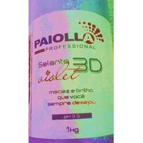 Matizador 3d Violet Botox Roxo Paiolla