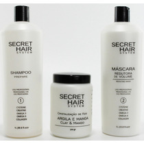 Promoção Kit Progressiva Secret Hair System * Frete Grátis *