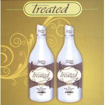 Treated Hair Escova Selagem Térmica Tratamento Capilar 100%