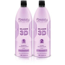 Selagem 3d Absoluty Beauty 1500ml