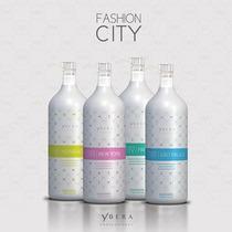 Progressiva Fashion City Ybera - Brinde E Frete Grátis