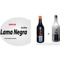 Escova Lama Negra New Seduce + Frete