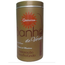Banho De Verniz Mandioca 1kg + Brinde
