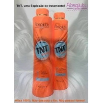 Tnt Absoluty Beauty Progressiva S/ Formol 3 Passos