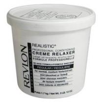 Relaxamento Revlon Realistic Hidróxido Sódio 1,7kg Regular