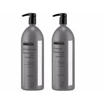 Shampo E Condicionador 2x1,5l Restaurador Queratina Maxiline