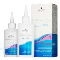 Natural Styling Glamour Wave Força 1 - 80ml/100ml