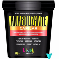 Tratamento Anabolina Capilar ( 2 Kg )