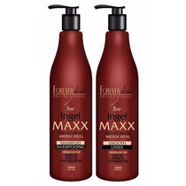 Tratamente Capilar Ingel Maxx Forever Liss Professional