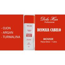 Escova Desmaia Cabelo - Dolce Hair [ Passo Unico - 1 Litro]