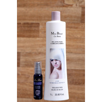 Kit 2,06 L, Escova Progressiva Compativel Miss Blond, 199,00