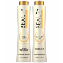 Beauty Progress Gold Plus Escova Progressiva Kit 2x1000ml
