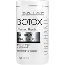 Progressiva Botox Alisa Cabelos Volumosos Italian Beauty