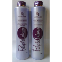 Escova Purple Intense Hidra Lise - Matizada (2 Passos)