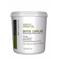 Btox Capilar For Beauty Max Illumination 1 Kg
