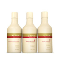 G.hair Escova Progressiva Inteligente Kit Pequeno