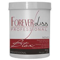 Forever Liss Bo-tox Capilar Em Massa Argan Oil 1kg Btox