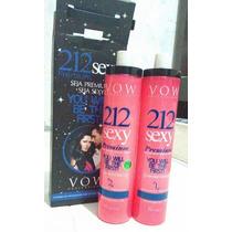 Combo 212 Sexy Vow Zero Shampoo E Gloss