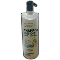 Shampoo Que Alisa Os Cabelos The One Tipo Sweet Hair 980 Ml